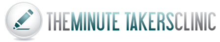 The Minute Takers Clinic